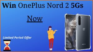 Win OnePLus Nord 2 5Gs