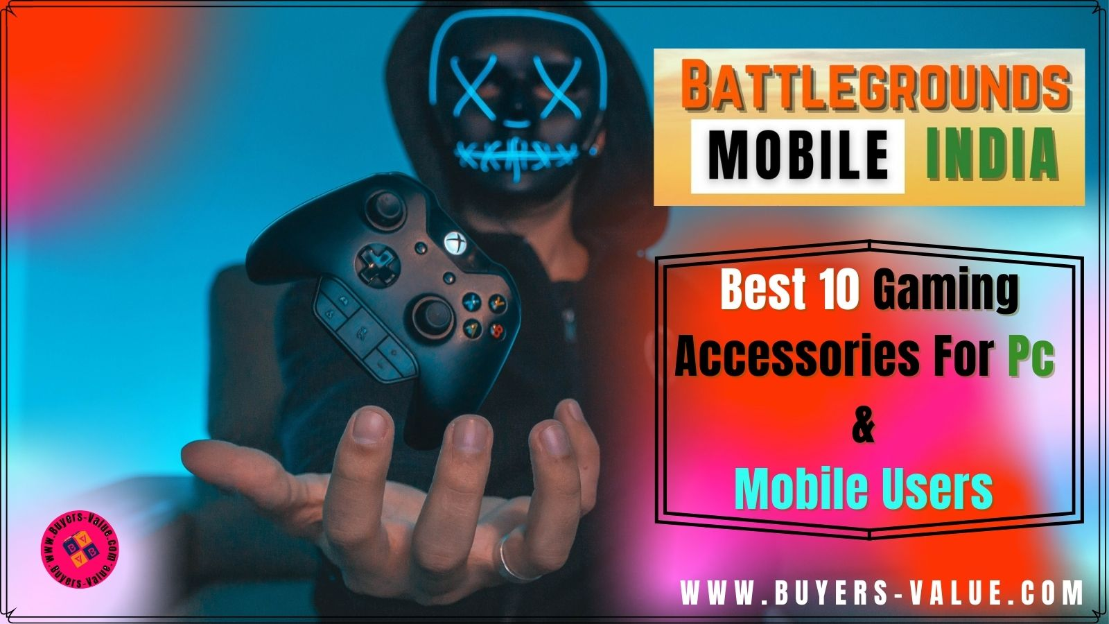 Gaming Accessories For Battleground Mobile