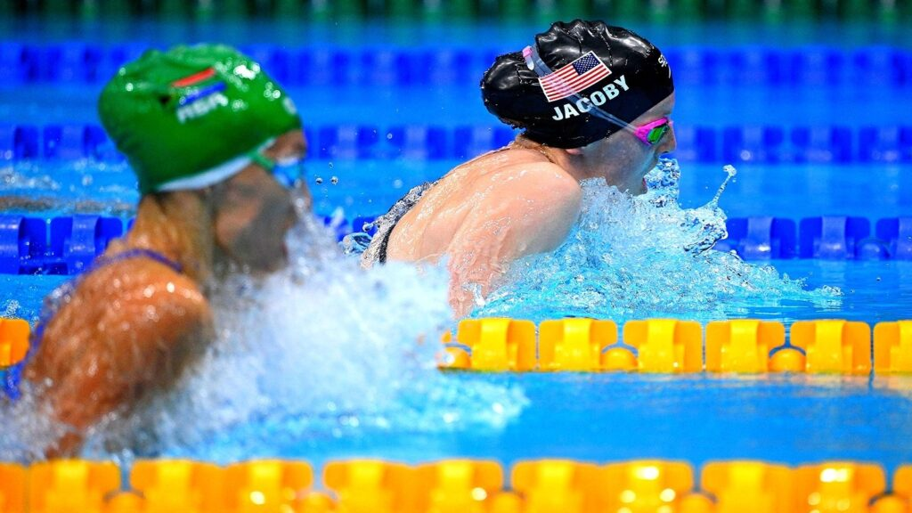 Experience Upgraded  By Panasonic | Swimming Picture by panasonic